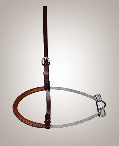 Single Leather Covered Rope 20113A