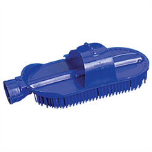 Plastic Curry Comb with Hose Attachment (65-2228)
