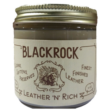Blackrock Leather 'n Rich Cleaner Conditioner 573
