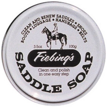 Fiebing's® White Saddle Soap 12oz 21-59
