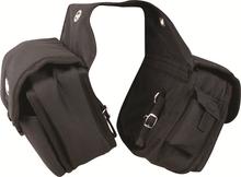 Cashel Medium Rear Saddle Bag Black