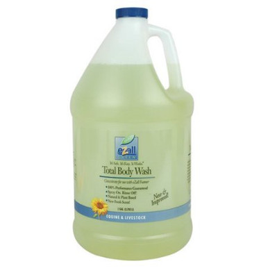 eZall Green Total Body Wash - Gallon (69-4003)