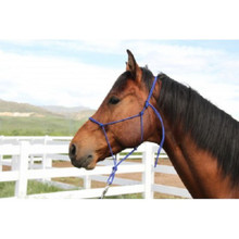 Colorado Saddlery Trail Knotted Halter 8-1BL