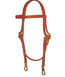 BERLIN BROWBAND HEADSTALL WITH SNAPS
