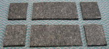 Shims for Pressure Relief Pads - Diamond Wool Pads