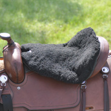 WESTERN LUXURY FLEECE TUSH CUSHION