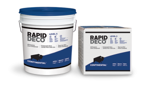 4.5 gal Continental Building Products Rapid Deco® Level 5 Joint Compound (Pail)