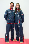 USA Team Sweats - JACKET ONLY