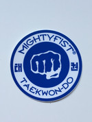 Mightyfist Sticker