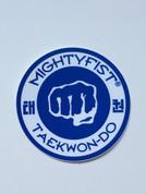 Mightyfist Sticker