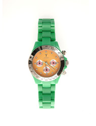 Grass color pop watch