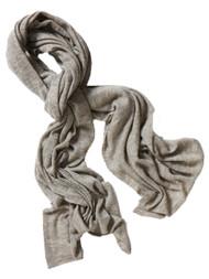 Spring cashmere scarf