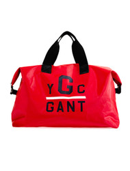 Gant small red duffle