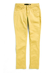 Straight leg sunshine denim