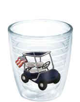 Tervis Tumbler 12 ounce-Navy Golf Cart