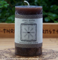 SPIRIT GUIDE Signature Spell Candle by Witchcrafts Artisan Alchemy