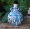 BEAR SPIRIT Ceramic Pendant Potion Bottle
