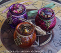 ANCIENT ARTS Rich Resin Incense Honey Pots from Witchcrafts Artisan Alchemy