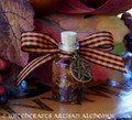TRICKS 'N TREATS Spirit of Samhain Artisan Alchemist Shimmer Orange Ritual Oil