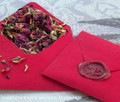 "LOVE ""Spirit of Magic"" Herb Loaded Envelope Packet Herbal Blend"