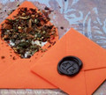 "SCALES OF JUSTICE ""Spirit of Magic"" Herb Loaded Envelope ""Words of Witchcraft"" Packet"