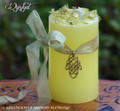 WYNFYD Old European Follow Your Bliss Pillar Candle