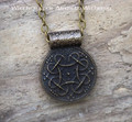 SKANDINAVIEN Swedish Heritage Amulet Pendant Necklace