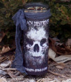 BLACK DESTROYER Lori's Herb Loaded Vigil Jar Candle