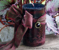 "MORGANA Grand Sorceress ""Celtic Lights"" Pillar Candle"