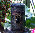WITCH'S WISDOM Wise Night Owl Pillar Candle