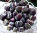 DRAGON BLOOD JASPER Tumbled Gemstone