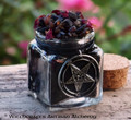 """OCCULT VENEFICUS """"Old European Witchcraft"""" Dark Sorcery Chthonic Incense w/ Baphomet"""