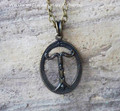 IRMINSUL Amulet Pendant Necklace