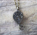 TROLL KEY Amulet Pendant Necklace