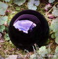 BLACK OBSIDIAN Divination Sphere 60-65mm