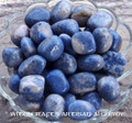 DUMORTIERITE Tumbled Gemstone
