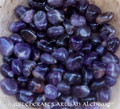 BLACK AMETHYST Tumbled Gemstone