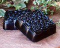 "BLACK CAULDRON BREW Signature Scent Square Celtic Knot Olive Oil ""Artisan Alchemist"" Soap"