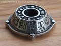 Zodiac Pewter Chime Candle Holder