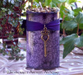 HEKATE LIMINAL RITES Key to the Crossroads Pillar Candle
