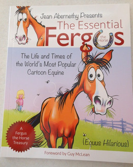Fergus The Horse Book