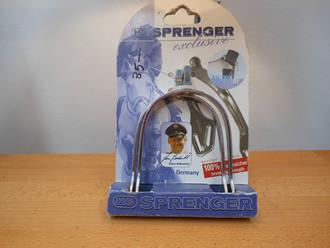 """Sprenger Stainless heavy Hammerhead Spur w/.75"""" Neck"""