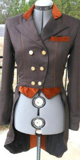 Custom Tailcoats by Pfancy's Favorites for Southeast Sport Horse