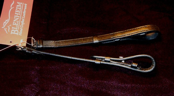"""Blenheim by Shires of England 1/2"""" w/stud hook end"""