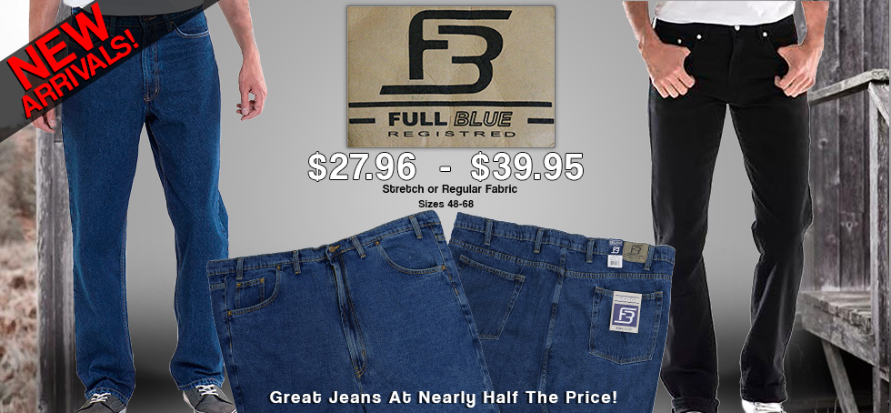 New Arrivals Sale! Jeans $28-$39