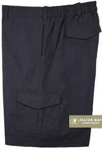 Falcon Bay NAVY Cargo Shorts 7XL #851