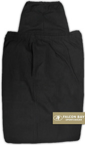 Falcon Bay BLACK Jersey Pants Lightweight 2XL 3XL #1169