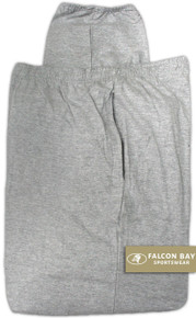Falcon Bay GRAY Jersey Pants Lightweight 5XL  #1172