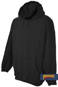 Premium Pullover Hoodie by Pennant 4XL BLACK