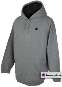 Champion Pullover Hoodie Sweatshirt Gray 3XL #691C